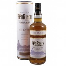 BenRiach Single Malt 16J 700ml