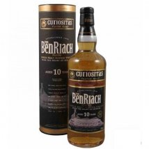 BenRiach Curiositas 10J 700ml