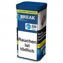Break Blue Volumentabak 150g