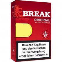 Break Original Filter Cigarillos (10x17)