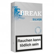 Break Silver Filter Cigarillo (10x17)