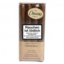 Bundle Cigars by Cusano Churchill 16 Stück