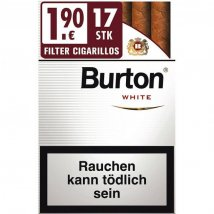 Burton White Naturdeckblatt L-Box