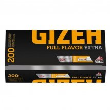 Gizeh Full Flavor Extra 200St.