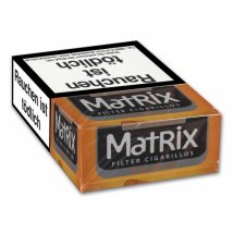 Matrix Orange 84s Cigarillos  (10x17)