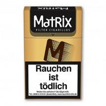Matrix Vanilla 84s Cigarillos (10x17)