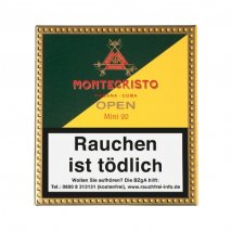 Montecristo Open Mini