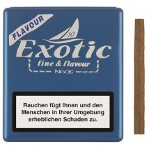 NEOS Exotic Fine & Flavour ohne Filter