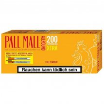 Pall Mall Allround Full Flavour Xtra Stix 200St.