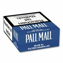 Pall Mall Blue XL Filter Cigarillos mit Naturdeckblatt