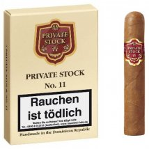 Private Stock Dominikanische Republik Longfiller No 11