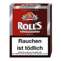 Rolls Exclusive Red 8x23