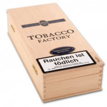 Tobacco Factory Blau Long Corona Brazilian