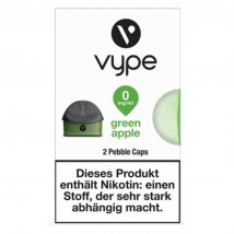 VYPE Pebble Caps Green Apple
