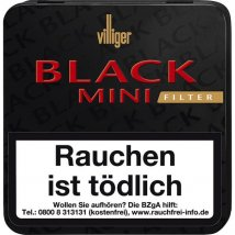 Villiger Black Mini Sumatra Filter 20er
