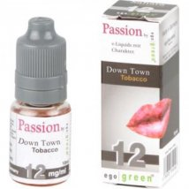 ego green Liquid Passion Down Town 10ml