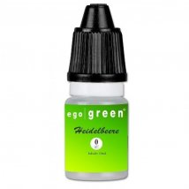 ego green Liquid Heidelbeere 10ml
