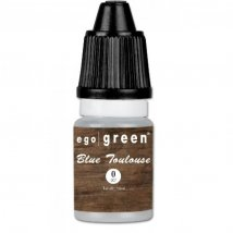 ego green Liquid Blue Toulouse Tobacco 10ml