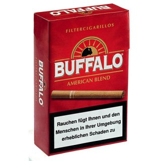Buffalo Filter Cigarillo 10x17