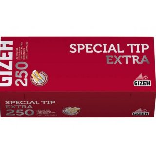 GIZEH Special Tip extra 250St.
