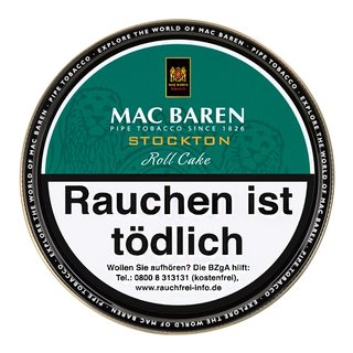 MAC BAREN Stockton 100 gr.