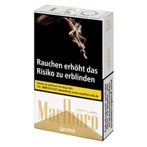 Marlboro Gold Soft Label OP 7 EURO (10x20)