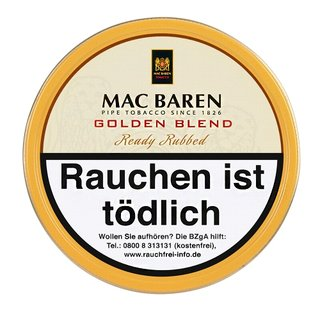 MAC BAREN Golden Blend 100 gr.