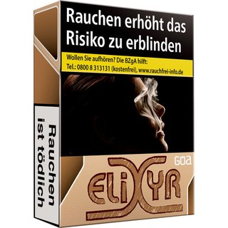 Elixyr Goa Red 6,80 EURO (8x23)