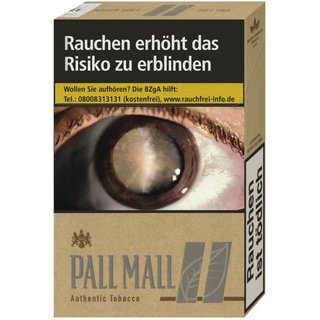 Pall Mall Authentic Silver 6,80 EURO (10x20)