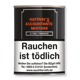 Rattrays British Collection Accountants Mixture 100 gr.