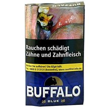 Buffalo Cigarette Tobacco Blue