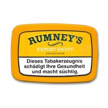 Rumneys Export
