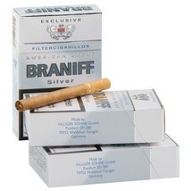 BRANIFF Exclusiv Silver (10x17)