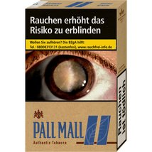 Pall Mall Authentic Blue 6,80 EURO (10x20)