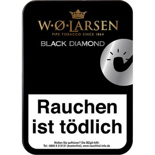 W.O. Larsen Black Diamond 100 gr.