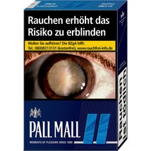Pall Mall Blue OP 6,6 EURO (10x20)