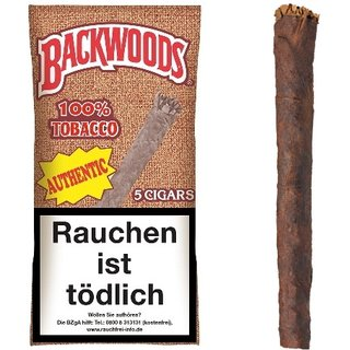 Backwoods Authentic (Aromatic) 5St.