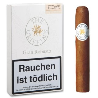 The Griffins Classic Gran Robusto 4er