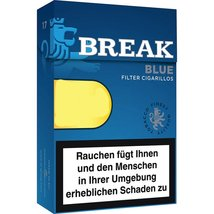 Break Blue Filter Cigarillos (10x17)