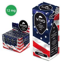 VIVO E-Liquid USA Mix 10ml 12 mg/ml