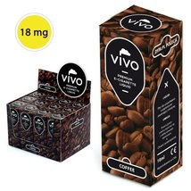VIVO E-Liquid Kaffee 10ml 18 mg/ml