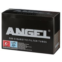 Angel Hülsen Black 500er