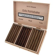 Don Stefano Cigarillo-Sortiment 30er