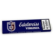 Edelweiss Virginia blau 5er