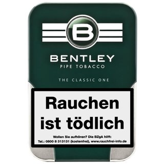 Bentley The Classic One 100Gr.