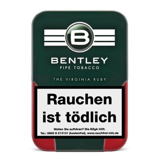 Bentley The Virginia Ruby 100Gr.