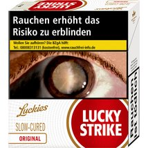 Lucky Strike Red 10,00 EURO (8x32)