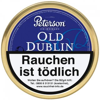 Peterson Old Dublin 50 gr.