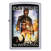 Zippo Iron Maiden The Wicker Man 60004460